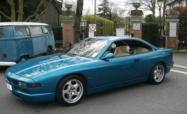 Bmw 8 Series Registry Gt 8er Exterior Colors